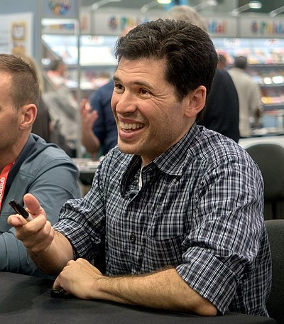 Picture of an author: Max Brooks