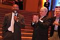 Mayor Michael A. Nutter with Dennis Scholl, vp-arts Knight Foundation - Flickr - Knight Foundation.jpg
