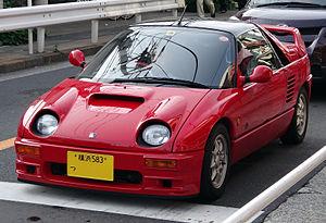 Autozam AZ-1 - Autozam AZ-1 Mazdaspeed