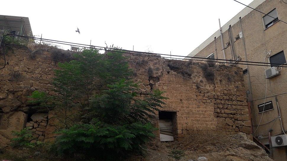 Mazra'a's castle