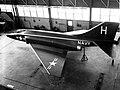 McDonnell F3H-G mockup in 1954.jpg