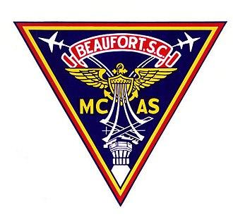 Marine Corps Air Station Beaufort - MCAS Beaufort insignia