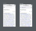 MediaWiki mobile header comparison.png