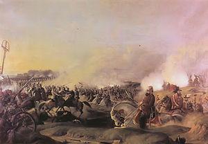 Battle of Nagysalló - Image: Medve Nagysalloi utkozet
