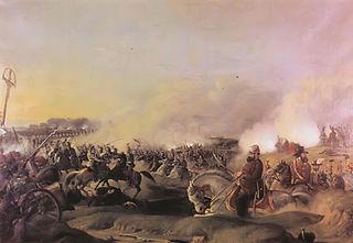 Battle of Nagysalló Battle during Hungarian Revolution of 1848