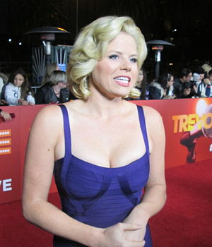 Megan Hilty - Hilty supporting The Trevor Project in December 2013