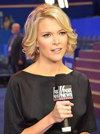 Megyn Kelly - Kelly reporting during Fox's 2012 Republican National Convention coverage