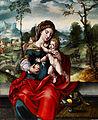 Meister mit dem Papagei (attr) Maria mit dem Kind.jpg