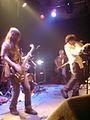 Melt-Banana live at Gebäude 9 Cologne Sept 9 2010.jpg
