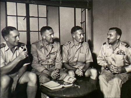 Members Australian Mission Group Japanese surrender P00046.051