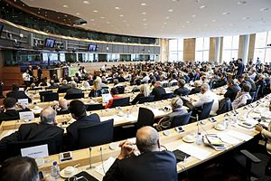 European Committee of the Regions - Opening session of the OPEN DAYS 2013