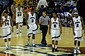 Memphis players at 2008 Final Four.jpg