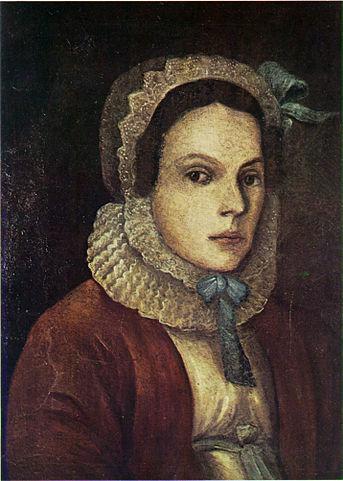 Мария Дмитриевна Менделеева (урождённая Корнильева), мать Д.И.Менделеева