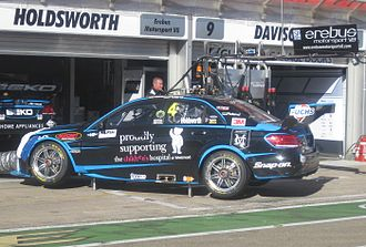 Lee Holdsworth - Holdsworth placed 20th in the 2014 V8 Supercars Championship driving a Mercedes-Benz E63 AMG for Erebus Motorsport