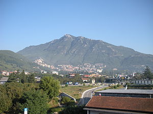 2001 Giro d'Italia - Image: Mercogliano