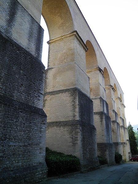 Metz Aqueduct, France