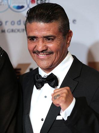 Michael Carbajal - Carbajal in 2017