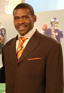 Michael Irvin American football player