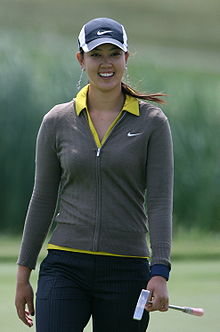 official photos 23fc8 c818f ... Michelle Wie, 2007 ... Nike FI Premiere GolfBlazerTopDown46288 ...