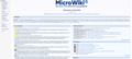 MicroWiki homepage.png