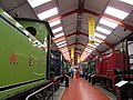 Middleton Railway- inside the loco shed (geograph 5099078).jpg