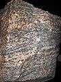 Migmatite (Archean, ~3.4 to 3.5 Ga; Minnesota, USA) 2 (23434889782).jpg