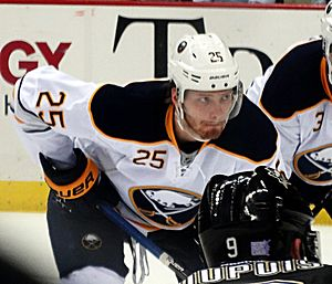 Mikhail Grigorenko - With the Sabres in 2013