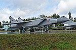 Mikoyan-Gurevich MiG-31 '19 red' (26373120309).jpg