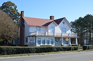 Miles B. Carpenter House