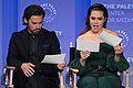 Milo Ventimiglia and Mandy Moore PaleyFest 2017 3 (34277913960).jpg
