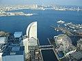 Minato Mirai from Landmark Tower.jpg