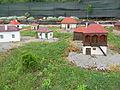 Miniature of the traditional Serbian house Serbia6.JPG