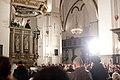 Ministru prezidents Valdis Dombrovskis piedalās Ekumēniskajā dievkalpojumā Doma baznīcā (6357252797).jpg
