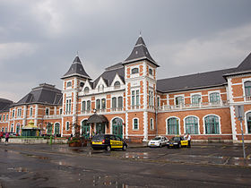 Image illustrative de l'article Gare de Miskolc-Tiszai