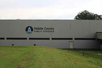 Mobile County Public School System - Image: Mobile County Public Schools