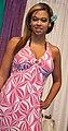 Model at the Fall 2011 Run to the Sun Fashion Show (IMG 3070) (6793989727).jpg