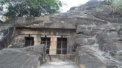 Mogalrapuram caves