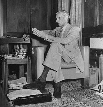 "A. K. Fazlul Huq - ""When the tiger arrives, the lamb must give away"" - Muhammad Ali Jinnah on Huq"