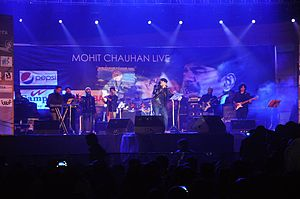 Engifest - Mohit Chauhan Live at Engifest 2014