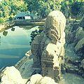 Monolithic Rock cut temple, Masroor, kangra, HP.jpg