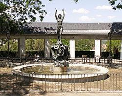 Jardines de las vistillas wikipedia la enciclopedia libre for Jardines 29 madrid