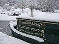 Moonraker Floating Tearoom, Slaithwaite - geograph.org.uk - 1659583.jpg
