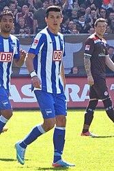 Morales, Alfredo Hertha 12-13 WP