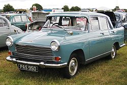 Morris Oxford Series V (1959)