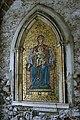 Mosaic of the Madonna and Child - Porta di Mezzo - Taormina - Italy 2015.JPG