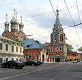 Moscow, Bolshaya Polyanka St.Grigory closeup.jpg