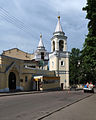 Moscow, Ivanovsky convent tower June 2009 01.JPG