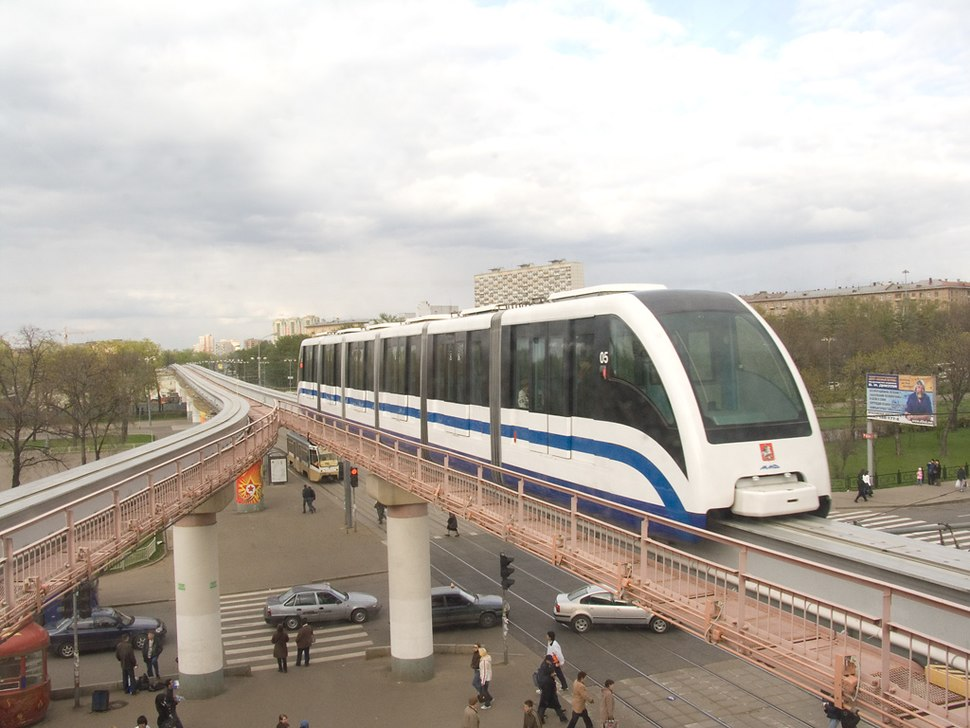 Moscow monorail001