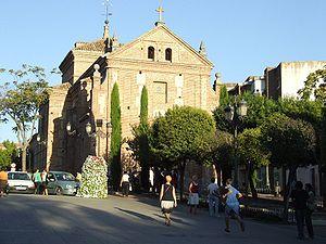 Móstoles - Hermitage