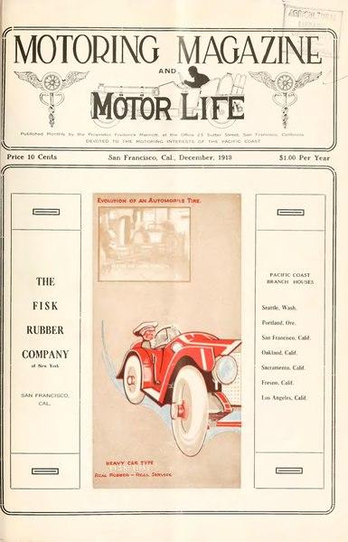 File:Motoring Magazine and Motor Life December 1913.djvu